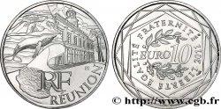 FRANCE 10 Euro des RÉGIONS - RÉUNION 2011