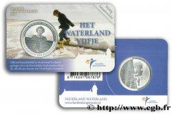 NETHERLANDS Blister 5 Euro WATERLAND 2010
