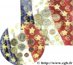 FRANCE SÉRIE Euro BRILLANT UNIVERSEL 2003 BU