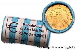 SAN MARINO Rouleau 5 Cent GUAITA 2006