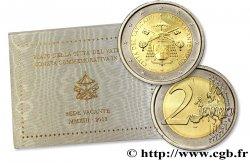 VATICAN 2 Euro SEDE VACANTE 2013 BU