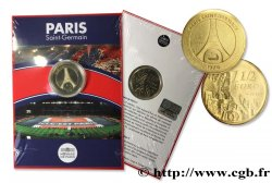FRANCE Blister BU 1 Euro 1/2 PARIS SAINT-GERMAIN 2012