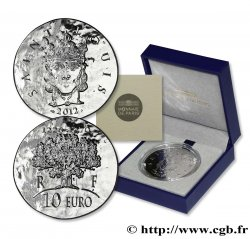 FRANCIA 10 Euro SAINT LOUIS 2012 FDC
