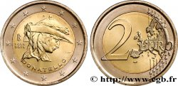 ITALY 2 Euro DONATELLO 2016