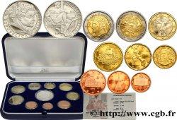 ITALIA COFFRET Euro BELLE ÉPREUVE (10 pièces) 2012 BE