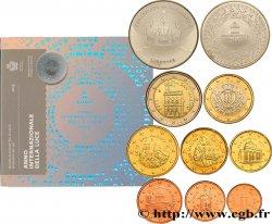 SAN MARINO SÉRIE Euro BRILLANT UNIVERSEL - ANNÉE INTERNATIONALE DE LA LUMIÉRE 2015 Brilliant Uncirculated