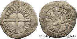 FLANDRE - COMTÉ DE FLANDRE - LOUIS II DE MALE Gros compagnon au lion