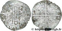 HAINAUT - COUNTY OF HAINAUT - GUILLAUME III OF BAVIÈRE Plaque au lion ou double gros ou gros vaillant