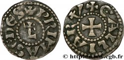ARCHBISCHOP OF LYON - ANONYMOUS COINAGE Denier