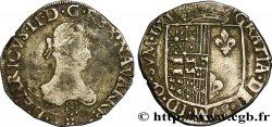 NAVARRE - ROYAUME DE NAVARRE - HENRI III Franc