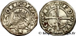PROVENCE - COMTÉ DE PROVENCE - ALPHONSE II DARAGON (gouverneur de Provence) Denier