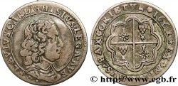 COMTAT-VENAISSIN - ALEXANDRE VII (Fabius Chigi) Douzième décu ou luigino