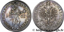 TOWN OF BESANCON - COINAGE STRUCK AT THE NAME OF CHARLES V Quart de daldre