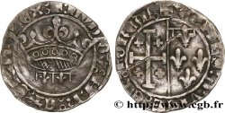 PROVENCE - COUNTY OF PROVENCE - LOUIS OF PROVENCE Gros ou sol coronat VF