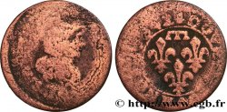 DOMBES - PRINCIPALITY OF DOMBES - GASTON OF ORLEANS Double tournois, type 16
