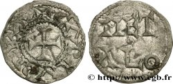 POITOU - COUNTY OF POITOU - COINAGE IMMOBILIZED IN THE NAME OF CHARLES II THE BALD Obole