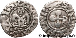 DAUPHINÉ - BISHOP OF VALENCE - ANONYMOUS COINAGE Denier