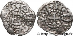 MAINE - COUNTY OF MAINE - COINAGE OF HERBERT I ÉVEILLE-CHIEN AND IMMOBILIZED IN HIS NAME Denier