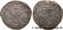 SPANISH LOW COUNTRIES - COUNTY OF ARTOIS - PHILIPPE IV OF SPAIN Quart patagon