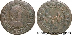 PRINCIPAUTY OF DOMBES - GASTON OF ORLEANS Double tournois