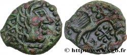 """GALLIEN - CARNUTES (Region die Beauce) Bronze """"aux oiseaux et au serpent"""" SS"""