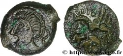 PAGUS CATUSLUGI - Sanctuaire de BOIS LABBÉ (Seine-Maritime) Bronze VIIRICIVS, classe I