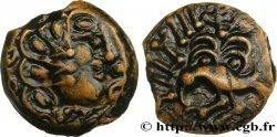 SENONES (Area of Sens) Bronze YLLYCCI à l'oiseau, classe VIIa, esse inversée