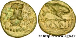 GALLIA BELGICA - ATREBATES (Area of Arras) Bronze CAITIO/AMANDI