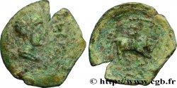GALLIEN - SANTONES / MITTELWESTGALLIEN - Unbekannt Bronze ATECTORI (quadrans)