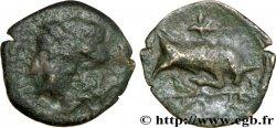 MASSALIA - MARSEILLE Moyen bronze au taureau, à la croisette ou au fer de lance