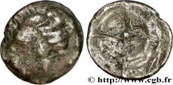SOUTH-WESTERN GAUL Drachme imitation de Rhodé, S. 487