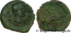 GALLIA - SANTONES / CENTROOESTE - Inciertas Bronze CONTOVTOS (quadrans)