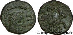 CARNUTES (Région de la Beauce) Bronze PIXTILOS classe VII au cavalier TTB+