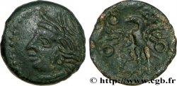 GALLIEN - BITURIGES CUBI (Region die Bourges) Bronze VANDIINOS