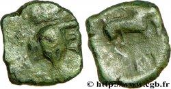 MASSALIA - MARSEILLES Petit bronze au taureau (hémiobole ?)