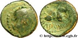 MÉDIOMATRIQUES (Région de Metz) Bronze MEDIOMA, classe II au griffon