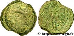 CARNUTES (Région de la Beauce) Bronze à l'aigle