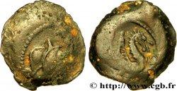 BITURIGES CUBI, UNBEKANNT Bronze au loup et au pégase fSS
