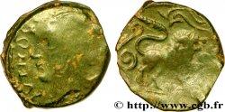 VÉLIOCASSES (Région du Vexin normand) Bronze SVTICOS, classe II au lion