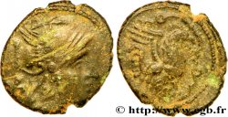 """BELLOVAQUES (Région de Beauvais) Bronze au coq, """"type de Bracquemont"""""""