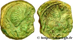 GALLIA - CARNUTES (Area of the Beauce) Bronze PIXTILOS classe VI au griffon courant