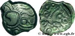 AULERQUES ÉBUROVICES (Région dÉvreux) Bronze au cheval