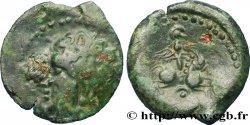 GALLIEN - BELGICA - MELDI (Region die Meaux) Bronze EPENOS