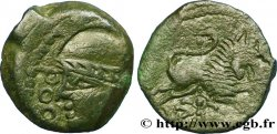 GALLIA BELGICA - MELDI (Area of Meaux) Bronze ROVECA, classe IV