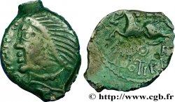 MELDES (Région de Meaux) Bronze ROVECA, classe IIIa TB+