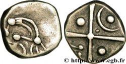 """CADURQUES (région de Cahors) Drachme """"à la tête triangulaire"""", S. 118"""