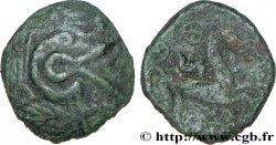 ÆDUI / ARVERNI, UNSPECIFIED Statère de bronze, type de Siaugues-Saint-Romain, classe IV