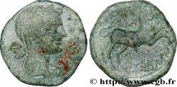 NERONKEN - NÉDÈNES (oppidum de Montlaurès) Unité ou bronze au taureau