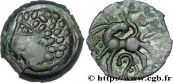 GALLIA BELGICA - LINGONES (Area of Langres) Bronze EKPITO