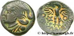 GALLIA - BITURIGES CUBI (Area of Bourges) Bronze VANDIINOS à l'aigle